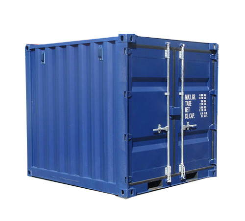 10′ Dry Containers